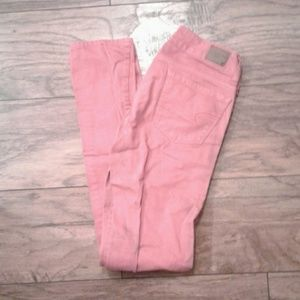 Pink American Eagle jeans